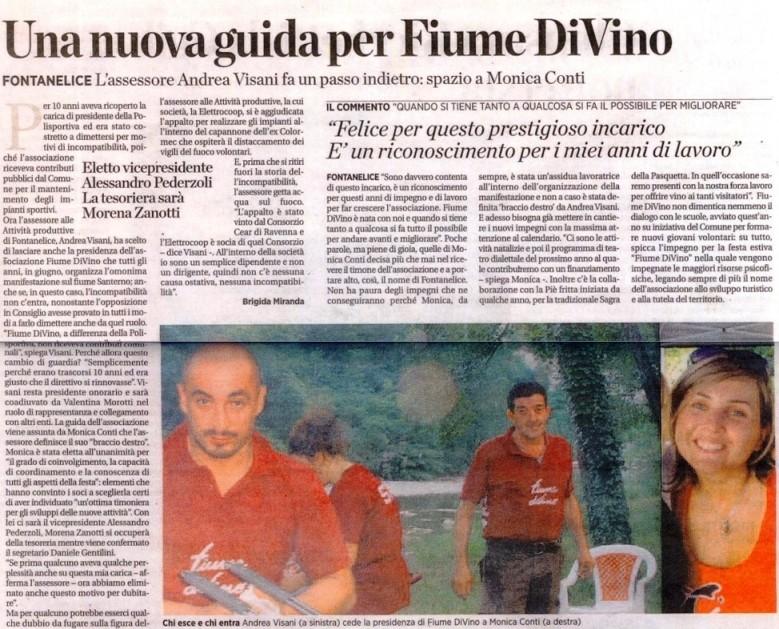 Articolo FdV